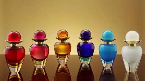 Murano Glass-Encased Perfumes
