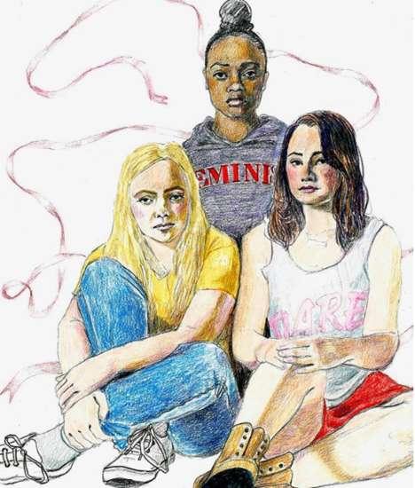 Teen-Created Zine Communities