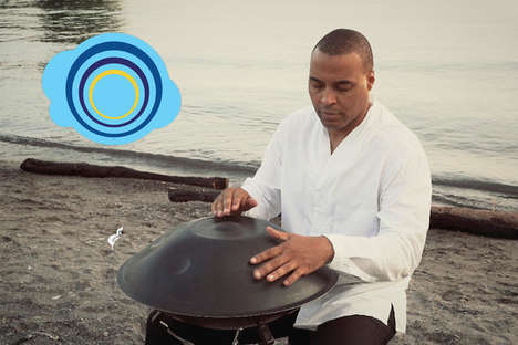 Guided Drum Meditation Services