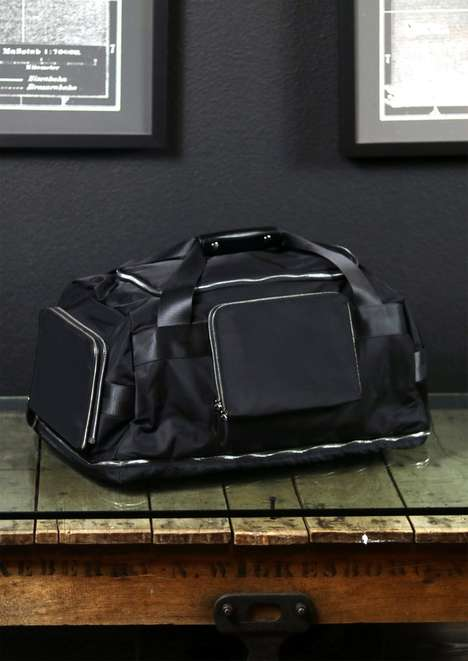 Modular Multi-Use Travel Bags