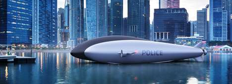 Versatile Unmanned Airships