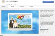 TV-Inspired Browser Extensions - The Good Place Chrome Extension Lets Fans Enter 'The Good Place'