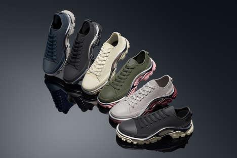 Futuristic Sole Running Shoes