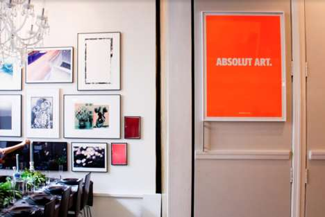 Accessible Fine Art Platforms - Absolut Art. Bridges Creative Communities with Art Connoisseurs