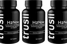 Molecular Hydrogen Supplement Tablets