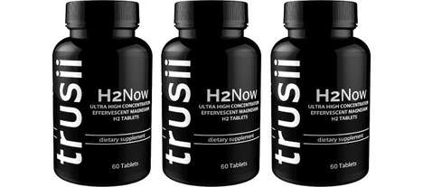 Molecular Hydrogen Supplement Tablets