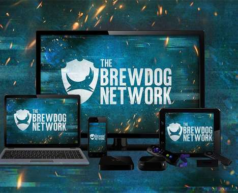 Trend maing image: Craft Beer Networks