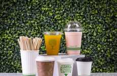 Compostable Double-Wall Cups