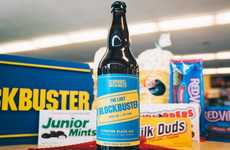 Rental Store-Inspired Beers