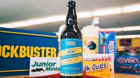 Rental Store-Inspired Beers