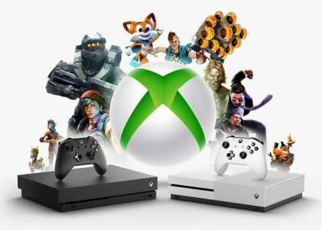 Subscription Gamer Console Programs