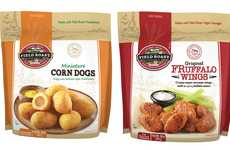 Familiar Vegan Alternative Foods - These Field Roast Frozen Foods are Made with Whole Ingredients