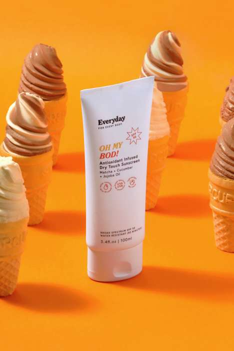 Comical Free-From Sunscreens