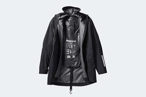 Performance-Driven Packable Rain Jackets