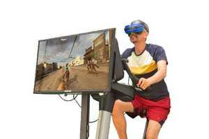 Calorie-Burning VR Experiences