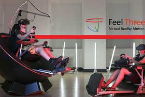 360-Degree VR Motion Seats