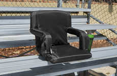 Heated Stadium Chairs