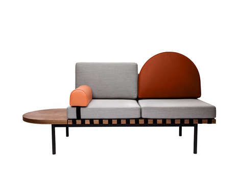Multifunctional Seating Collections