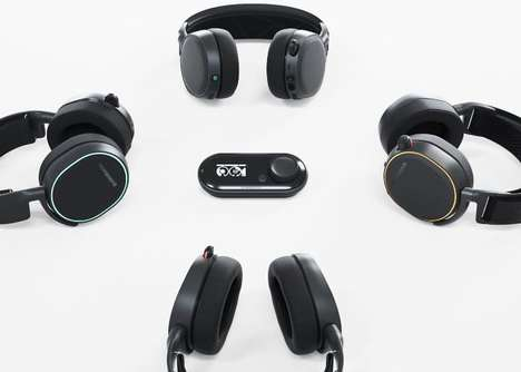High-Fidelity Gamer Audio Devices