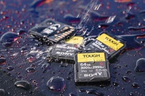 Life-Proof Unbreakable Data Cards