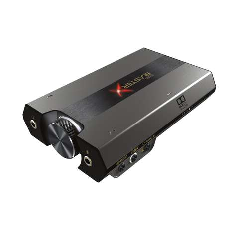 Video Game Audio Amplifiers