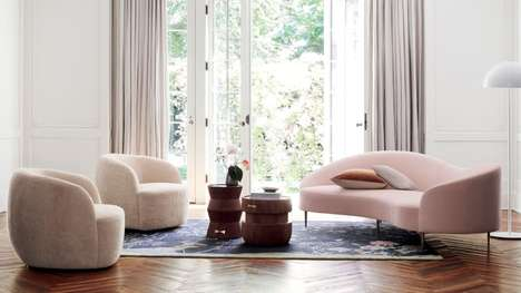 Eclectic Celebrity Furniture