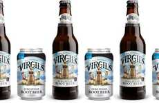 Balanced Sugarless Sodas - Virgil's Zero Sugar Root Beer is Made with 15 Spices and Roots