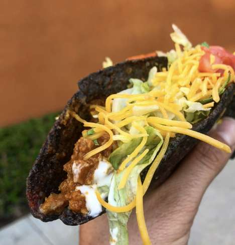 Blue Corn Taco Shells