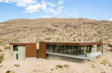 Low-Lying Desert Abodes