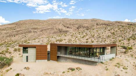 Low-Lying Desert Abodes