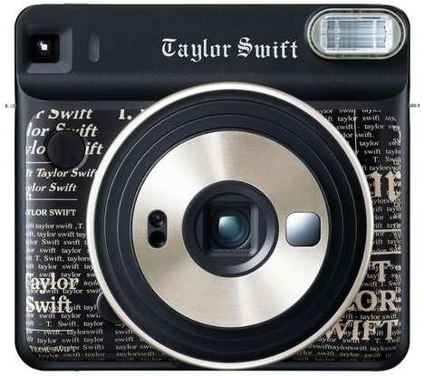 Pop Star Instant Cameras
