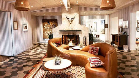 Retro-Chic Boutique Surf Hotels - The Kimpton Goodland is Eccentric and Green Engage Certified