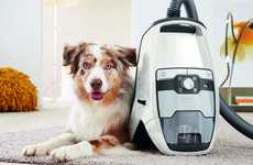 Bagless Pet-Friendly Vacuums