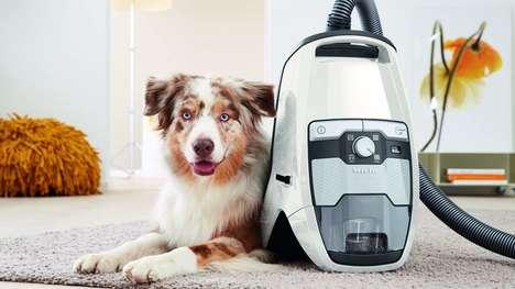 Bagless Pet-Friendly Vacuums