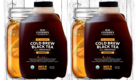 Concentrated Cold Tea Drinks