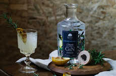 Regional Ingredient Gins - These Big Tree Distillery Gins are Made with Native Australian Botanicals