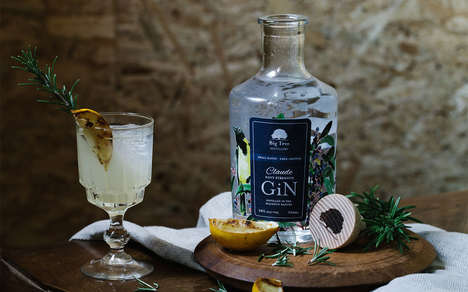 Regional Ingredient Gins