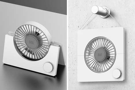 Convertible Portable Fans