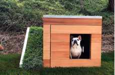 Design-Friendly Dog Houses