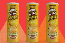Stackable Dip Flavored Chips