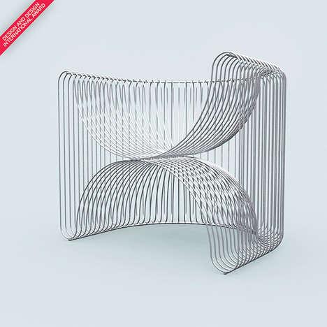 Revamped Slinky Seating