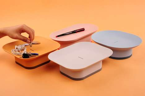 Multi-Purpose PIggy Banks - The Storage Box Series Conceals Loose Coins and Collects Assorted Items
