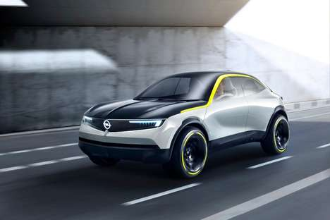Autonomous Electric SUV Concepts