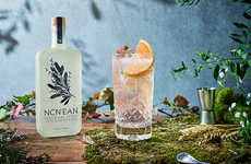Foraged Malt Spirits - Ncn'ean Created a Spirit with Herbs and Flowers Around the Distillery