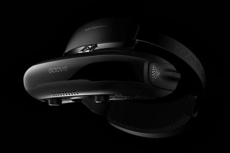 Dynamic Portable VR Headsets