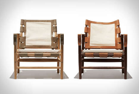 African Safari-Inspired Seats