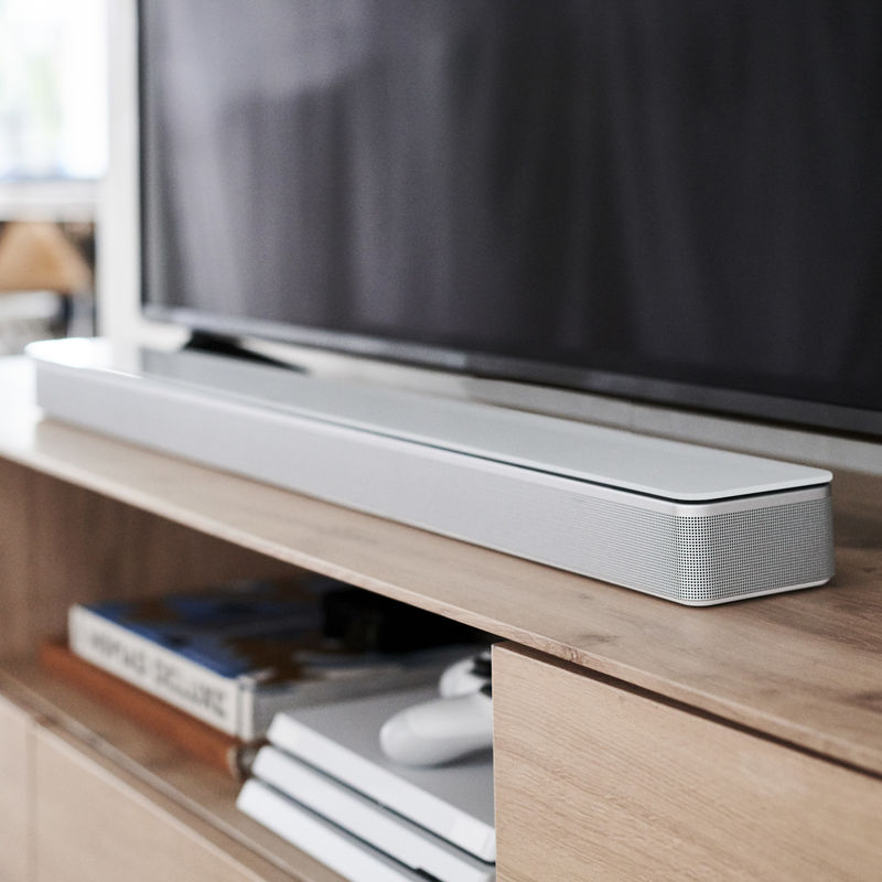 Futuristic Voice Assistant Soundbars