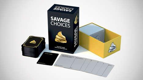 Unfortunate Ultimatum Card Games