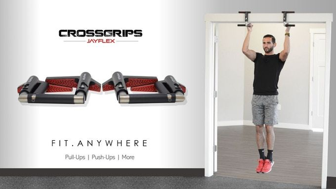 Multipurpose Transforming Fitness Handles