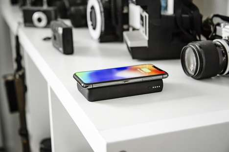Wireless Charging Banks